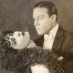 """Rodolfo Valentino in """"La Signora delle Camelie"""" (Camille, 1921)"""