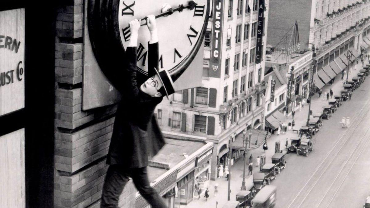 SAFETY LAST! con Harold Lloyd – Lunedì 9 dicembre, ore 17